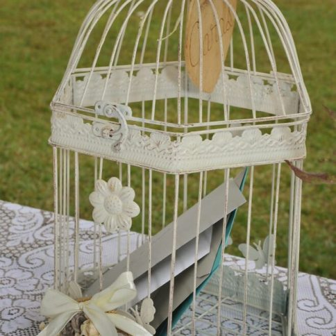 Bird Cage for Cards